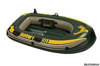 Лодка надувная 68345 Intex на 1 чел 193-108-38 см