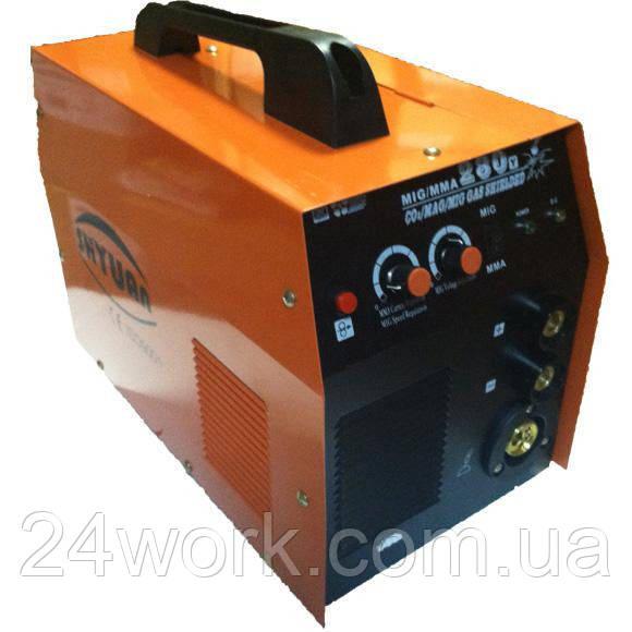 Сварочный полуавтомат инверторного типа Shyuan MIG/MMA-280