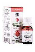 Green Pharm Cosmetic Эфирное масло ГВОЗДИКИ 10 мл от комаров