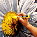 Маркер акриловий Liquitex Paint Marker 2мм #412 Yellow Medium Azo, фото 2