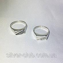 1009 серебряная мужская печатка Мажор 925 пробы