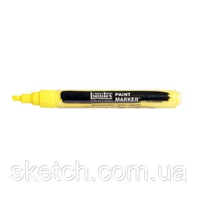 Маркер акриловий Liquitex Paint Marker 2мм #412 Yellow Medium Azo