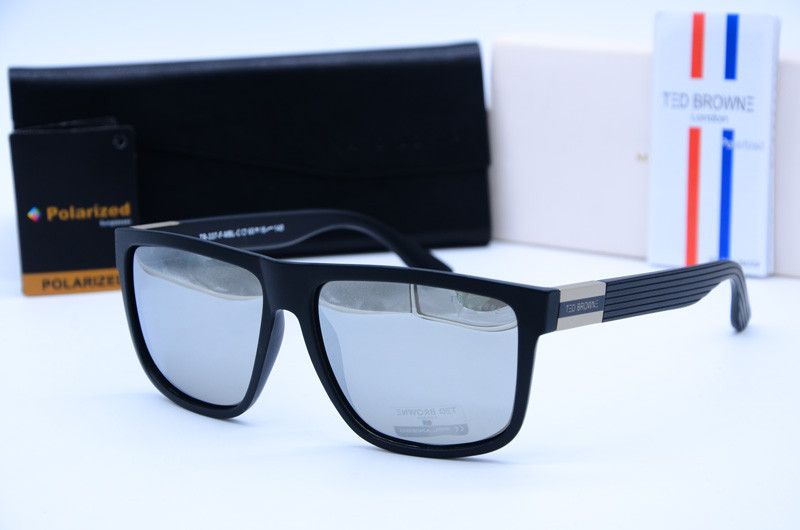 Чоловічі сонцезахисні окуляри Ted Browne квадратні