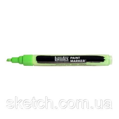 Маркер акриловый Liquitex Paint Marker 2мм #740 Vivid Lime Green