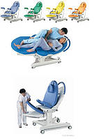 Родильные и гинекологические кресла и кровати
