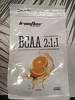 IronFlex BCAA Performance 2-1-1 1000g , бцаа аминокислоты 1kg