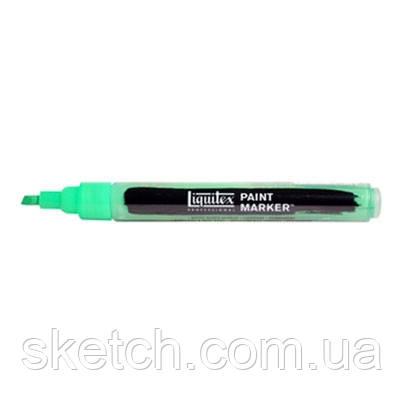 Маркер акриловий Liquitex Paint Marker 2мм #985 Green Fluorescent