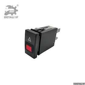 Кнопка аварийки A4 B5 Audi 8D0941509D