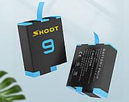 Акумулятор SHOOT для GoPro HERO 9 Black, фото 3