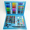 Художній набір для дитячої творчості та малювання Painting Set 86 предметів дитячий у валізці