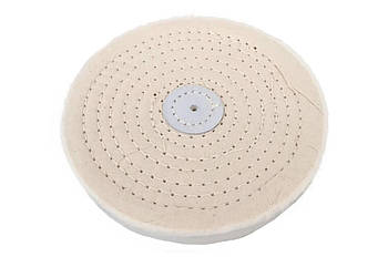 Круг полировальный муслиновый Pilim - 200 мм белый (SP-20170)