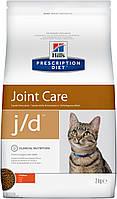 Сухой корм для котов Hill's Prescription Diet j/d с курицей