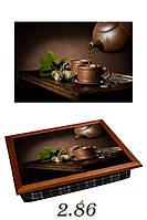 """Поднос на подушке """"Китайский чай"""""""