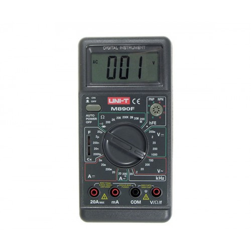 Мультиметр универсальный UNI-T M890F