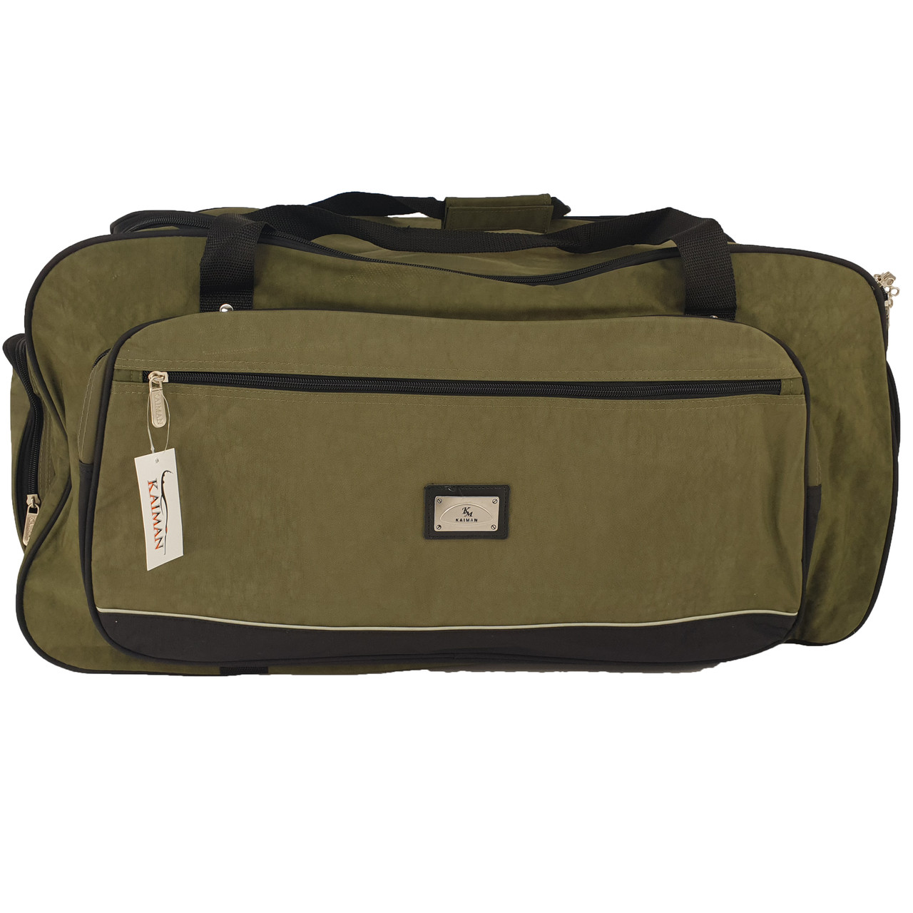 Дорожная сумка Kaiman 70 см Олива