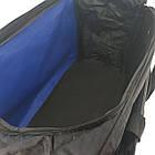 Дорожная сумка Kaiman 70 см Олива, фото 4
