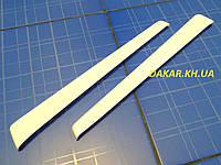 Реснички для автомобильных фар ВАЗ 2108, 2109 белыеANV Air. Тюнинговые накладки для фар VAZ