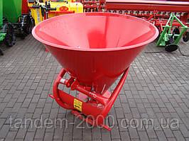 Розкидач мінеральних добрив 500 кг JAR-MET Італія