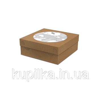"Упаковка для торта ""Макси"" Крафт"