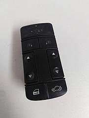 Блок управления стеклоподъемниками, кнопки стеклоподъемников Opel Vectra C, Опель Вектра Ц. 09185952.