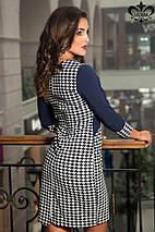 Платье гусиная лапка   Лоя lzn, фото 3