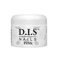 Гель однофазный DIS Pink 30 гр. (натурально - розовый)