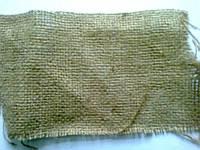 Ткань мешочная. Мешковина джутовая плотностью 200, 250, 270, 430 г\м.кв
