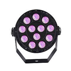 Промышленная гермицидная лапма UV для 40 кв м 36W 12led Черный hubCHku75433, КОД: 1676846