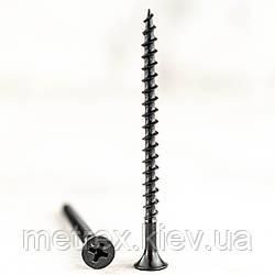 Саморез Кельнер гипсокартонный по дереву 4.8х150 мм фосфатированный Koelner, 200 шт.