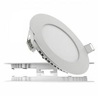 Світлодіодний точковий світильник врізний 6W Коло