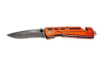 Нож универсальный NEO - 205 мм складной (63-026)
