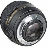 Об'єктив Nikon AF-S 50mm f/1.4 G / б/в / в магазині, фото 3