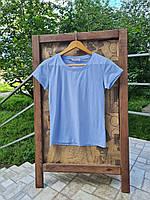 Женские трикотажные футболки 42-46р, фото 1