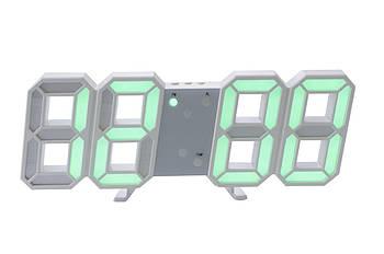 Годинники настільні Elite - 6609 зелені (EL-6609 Green)
