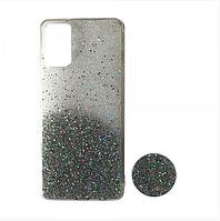 Силикон Fashion popsoket for Samsung A02S (A025) silver