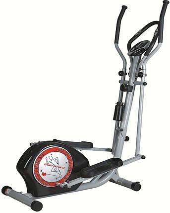 Орбитрек магнитный Atlas sport 390, инерционное колесо 12 кг, фото 2