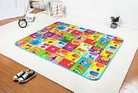 Детский развивающий коврик Парк развлечений 120*180