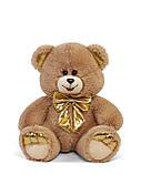Мягкая игрушка мишка Макс 145 см цвет коричневый | Плюшевый медведь | Плюшевый мишка от производителя, фото 4