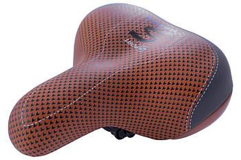 Седло Xazar - 260 x 225 мм двойная пружина (HSD-AZ-1521)