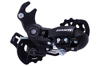 Перемикач задній Xazar - Avanti гак (HG-RD-35W/Hook)