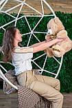 Мишка Макс 95 см цвет персиковый | Плюшевый медведь | Плюшевый мишка от производителя, фото 5