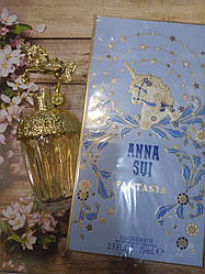 Жіночий парфум Анна Суї Фантазія Anna Sui Fantasia EDT 75 мл (репліка) аромат парфуми запах