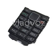 Клавиатура русская для Nokia 1280 чёрная