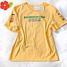 Молодіжна футболка з розрізами на рукавах 42-46 (в кольорах), фото 2