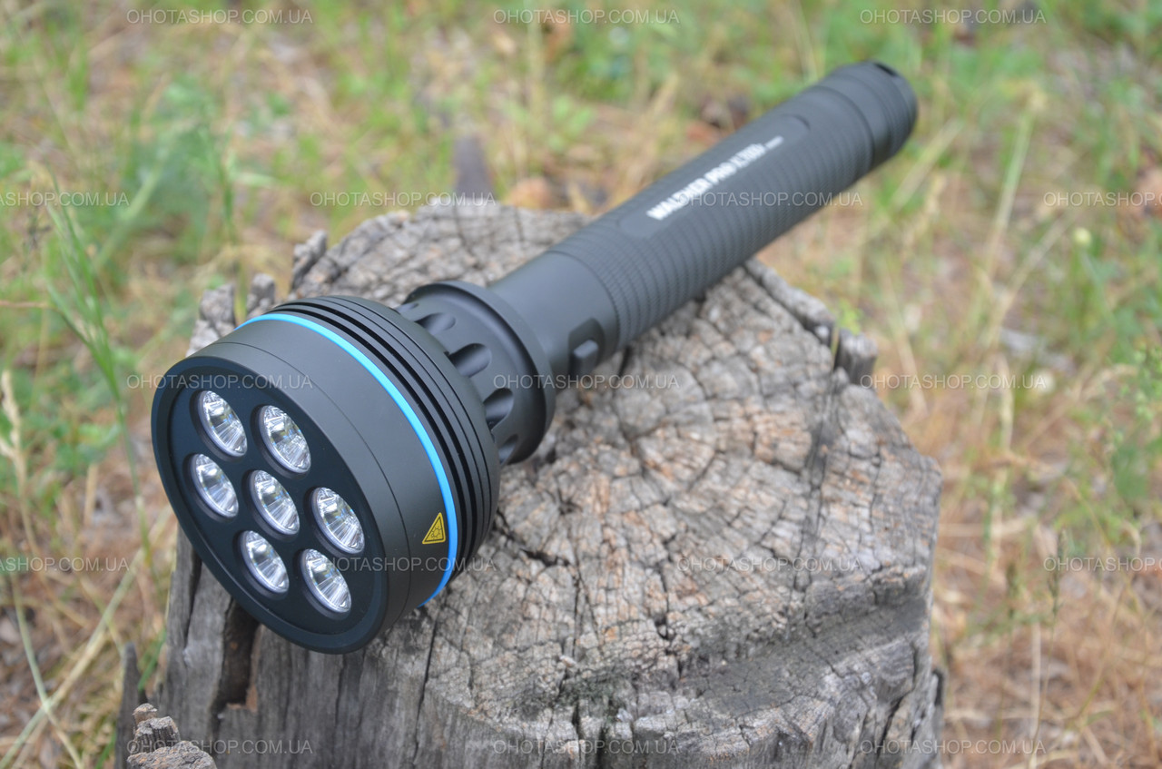 Фонарь тактический Walther PRO XL 7000r