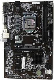 Комплект на 6 видеокарт ,H81 + Pentium + DDR3 4GB