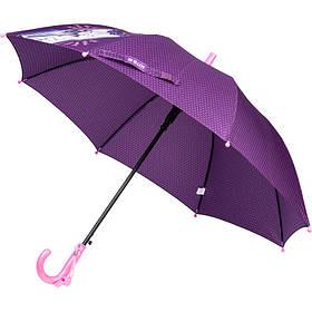 Зонт-трость Kite Kids полуавтомат Фиолетовый (K21-2001)