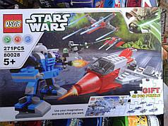 "Конструктор ""Stars Wars"" арт. 80028, 271 дет."