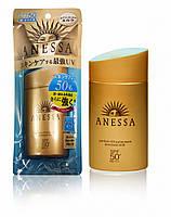 Cолнцезащитное молочко для лица и тела Shiseido Anessa SPF 50+ PA++++ 60мл