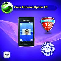 Оригинальный  сотовый  Sony Ericsson Xperia X8 black